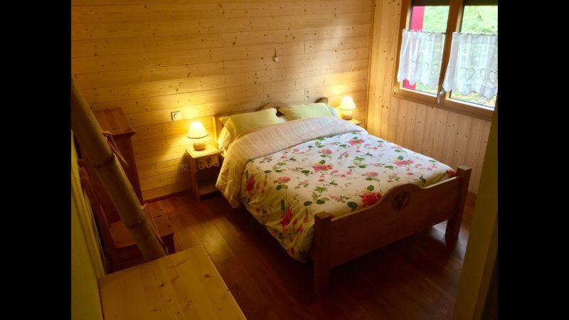 Chambre jonquille chalet chambres hôtes nature et ressourcement vosges
